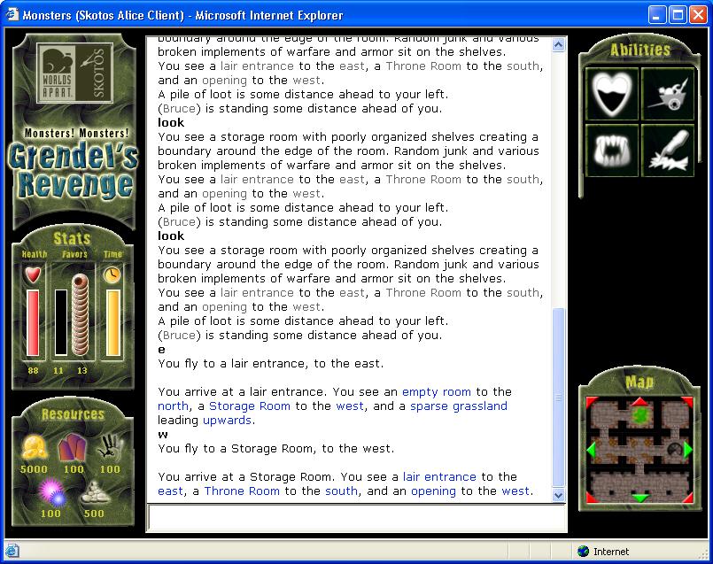 Grendel's Revene screenshot